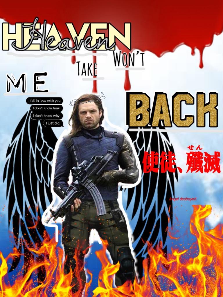 The Fallen Angel Bucky