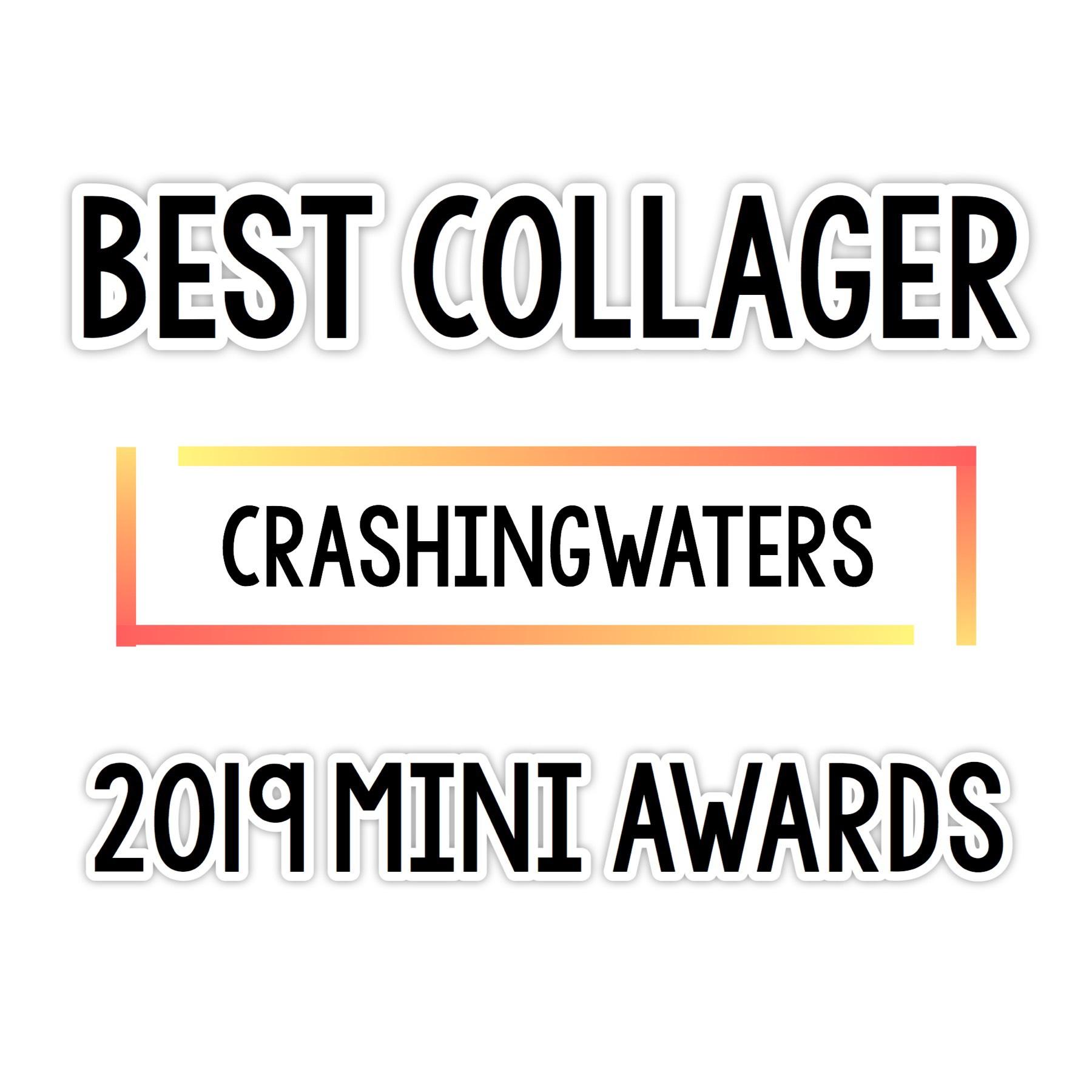 Congratulations CrashingWaters !