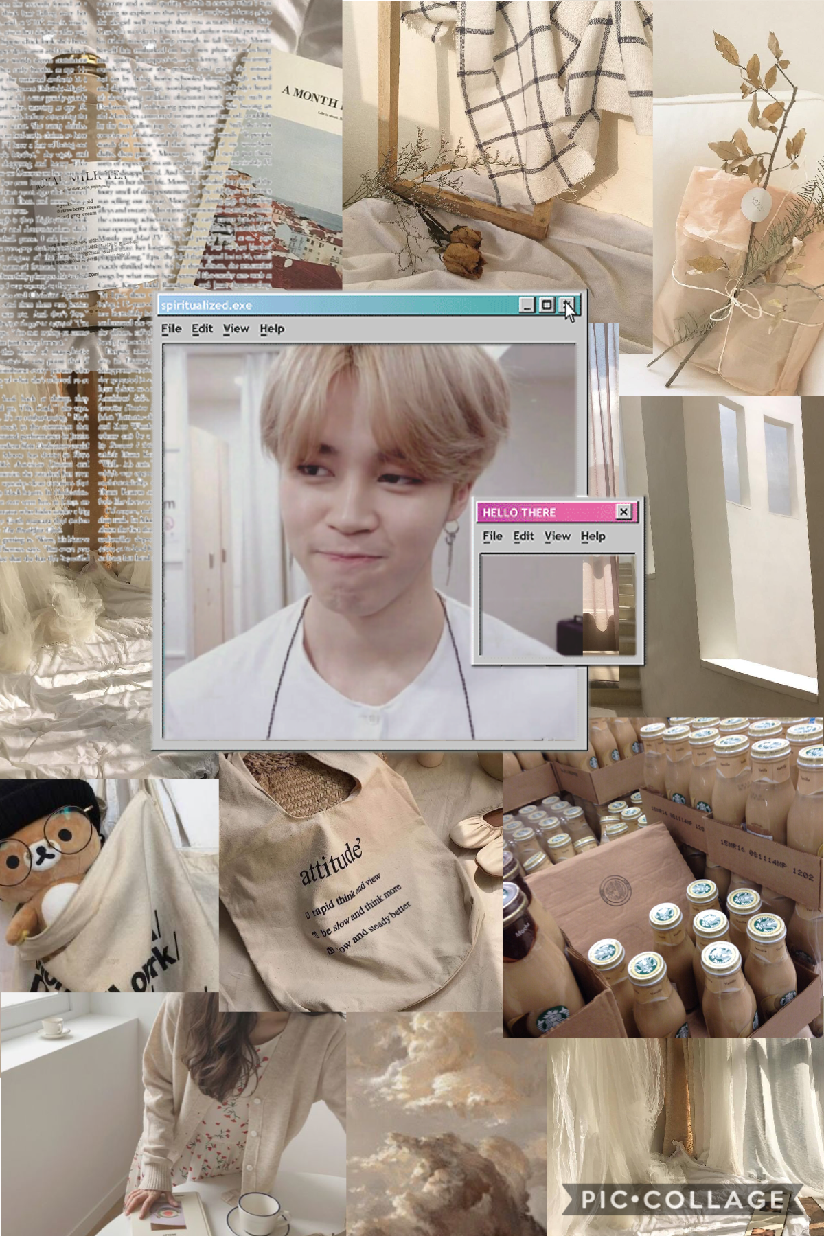 welcome to jimin's cafe, open up ☕️  🐶//park jimin  i dont like this hsjsjshsjhsj it took me like 5 minutes to make but whatever  for my akp friend adamoonchild :D  song of the day: 9 and three quarters (run away) by txt ♪