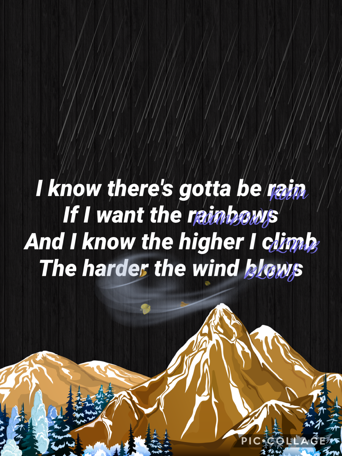 Song: resilient by: Katy Perry 5/01/21