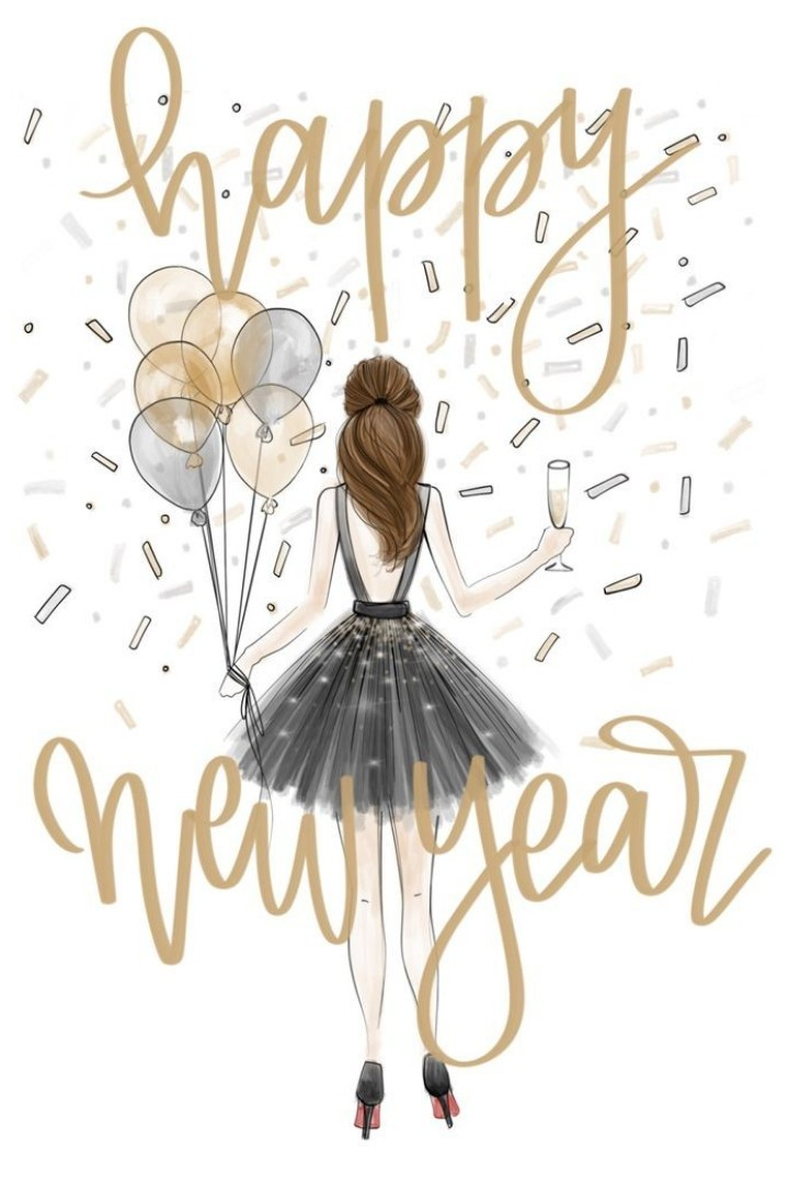 • Happy new year guys!!🎈🎉🌠😁😊 This year is I hope going to be the year where I make a lot of changes. I will be working a lot on myself and problems. I made a list of resolutions😅 Do you have new years resolitions? •