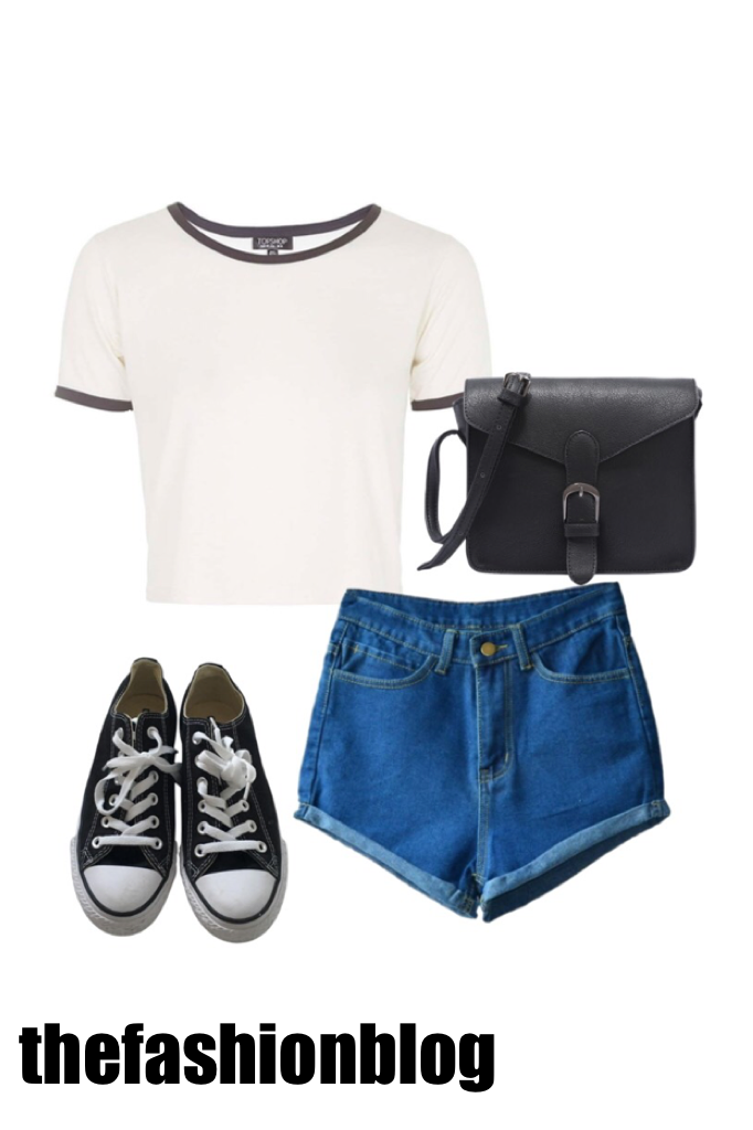 ~super simple outfit~