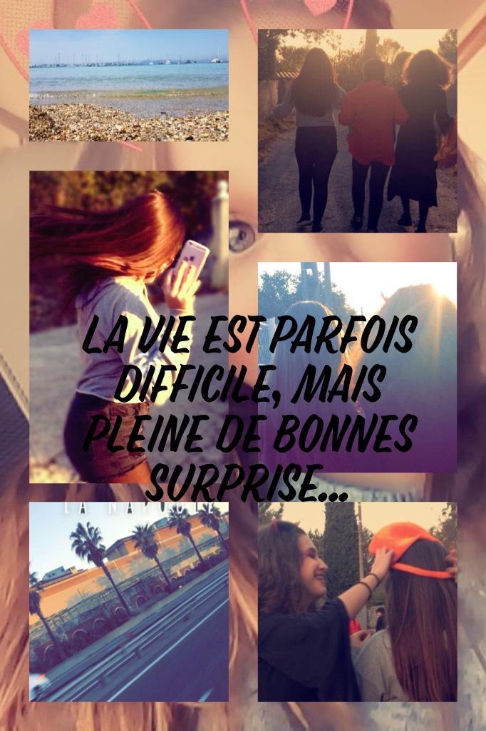 ❤️Tap❤️ J'aime mes amis et les gens qui vivent autour de moi...