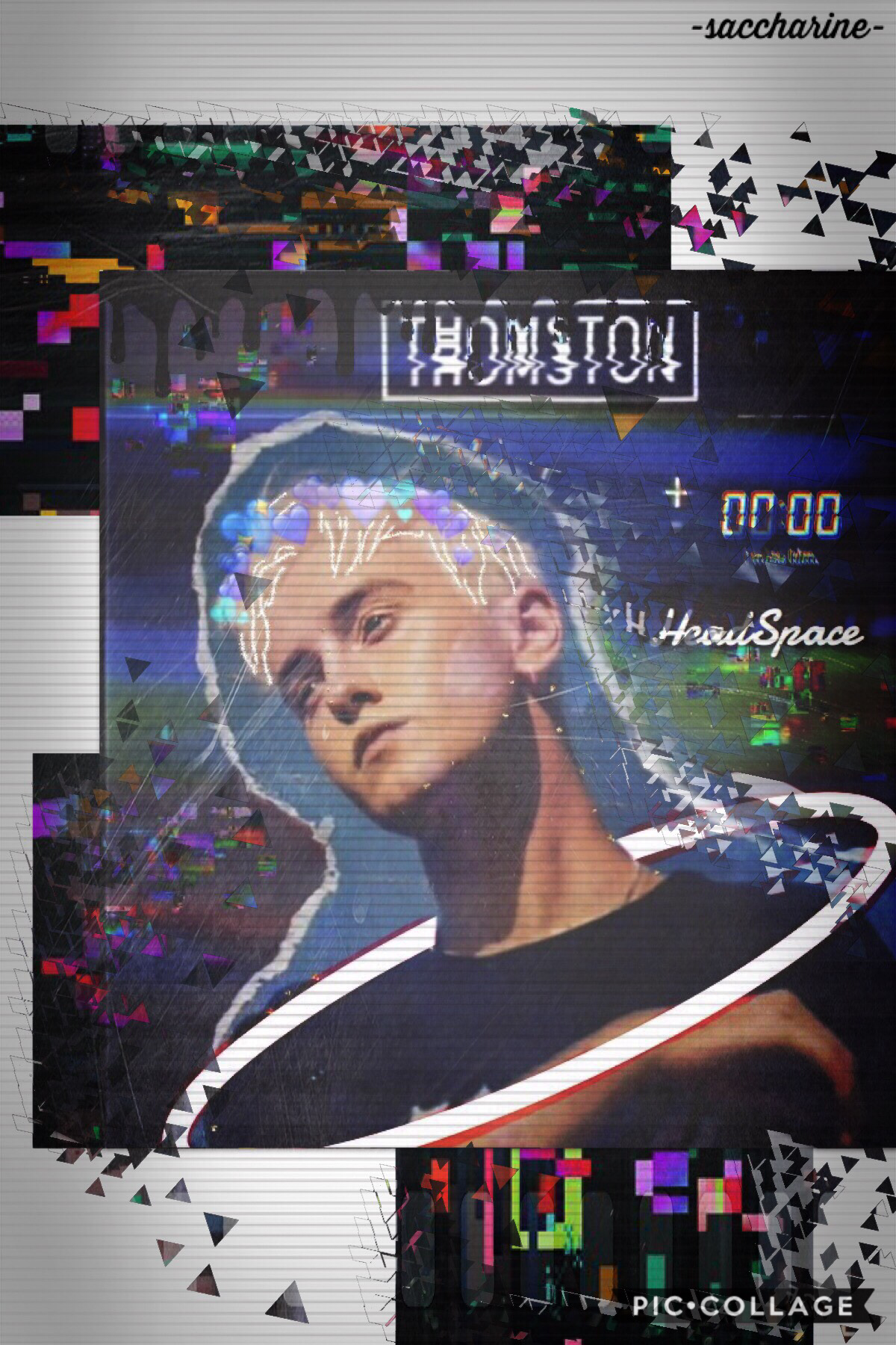 💜Hello💜 My beautiful people. I know I have been inactive lately. Sorry. But anyways, HeadSpace by Thomston is amazing. Here is an edit of it.✨