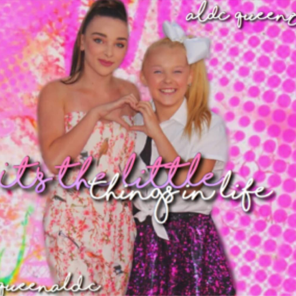 Collab with queenaldc love ya ❤️😘