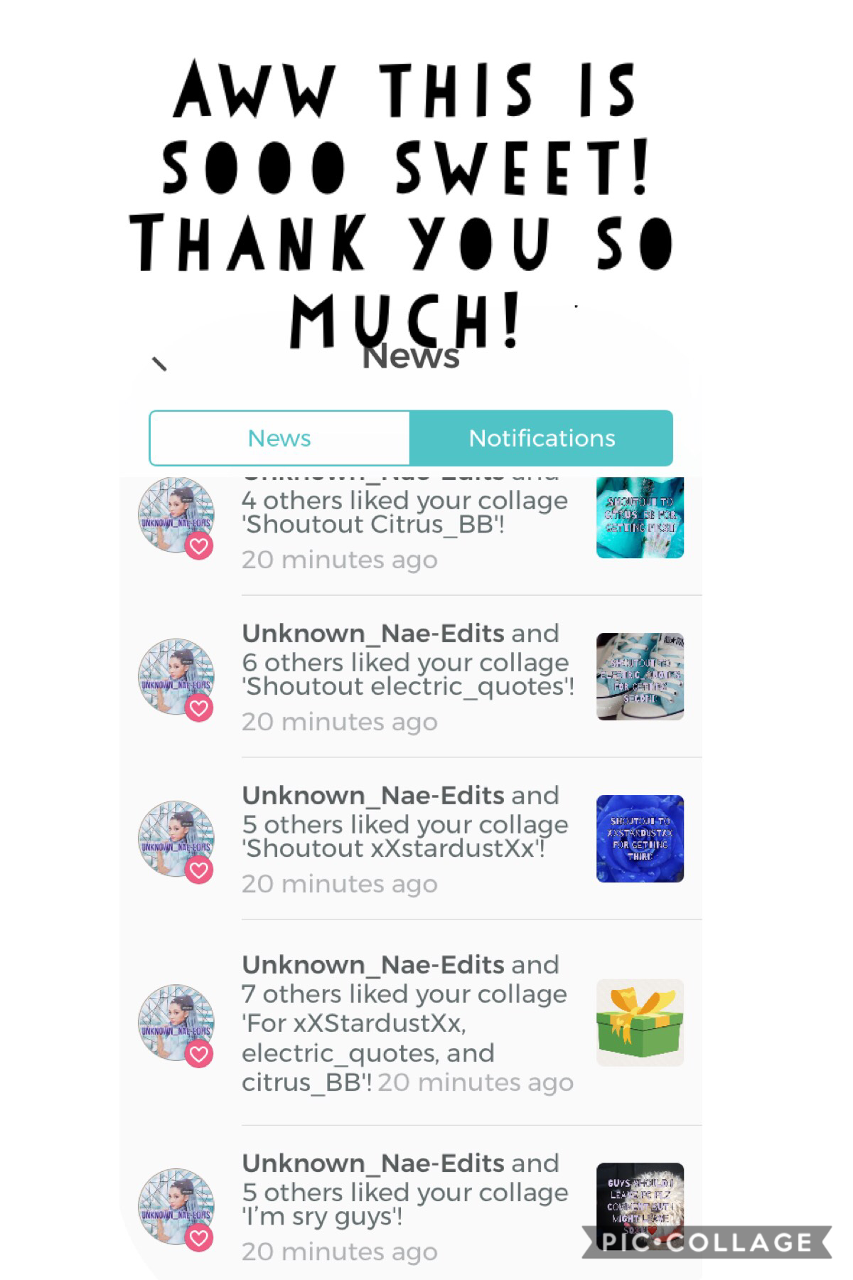 Thank you Unknown_NaeEdits