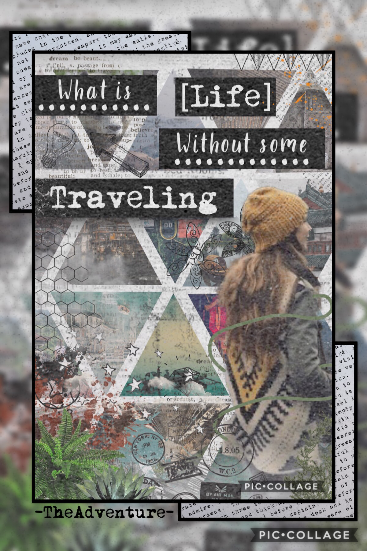 Collage by haley-magnuson
