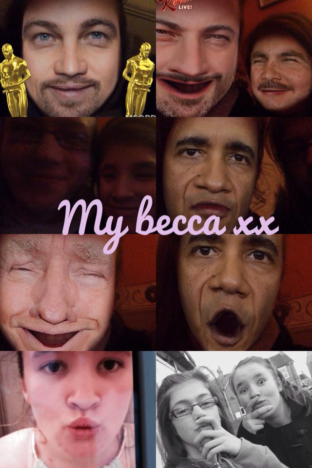 My becca xx