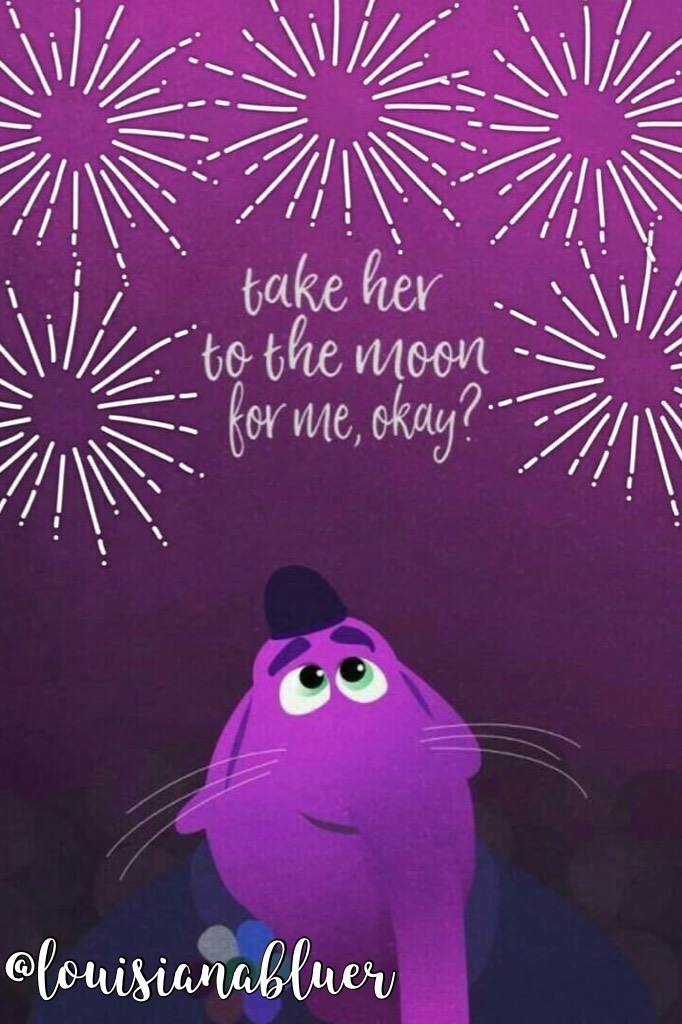 ⭐️tap⭐️ Aww this is so cute. It's from the movie Inside Out.