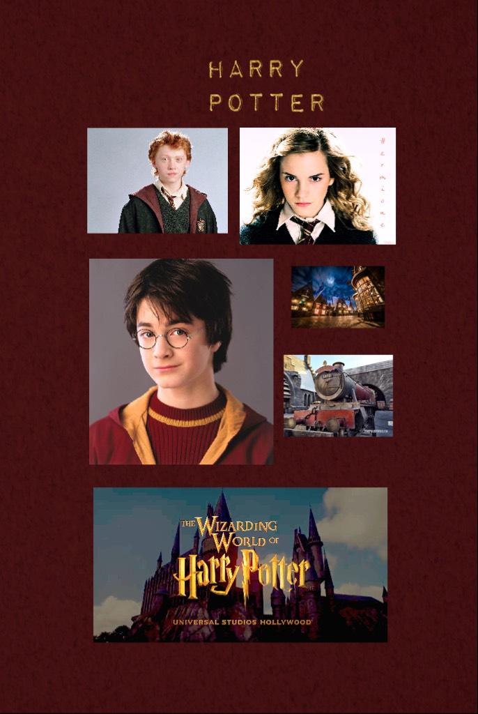 Love Hogwarts