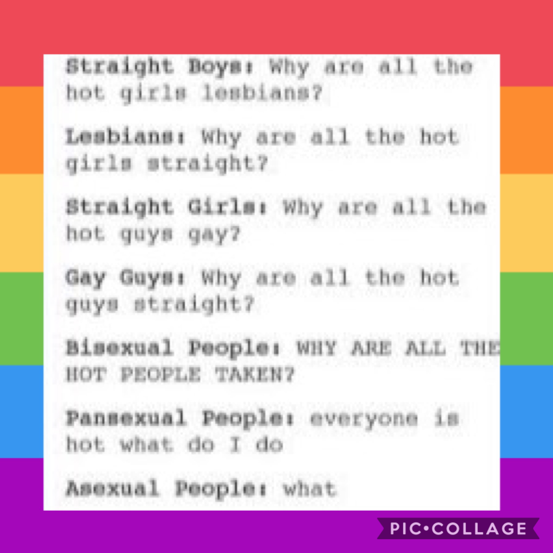 🏳️‍🌈TAP🏳️‍🌈 HAPPY PRIDE MONTH GAYSSS as you all know i'm asexual but i still need to tell y'all one thing... i'm also bi-romantic djskdk yea i like girls too,, so what? if u don't like it then unfollow me, block me, do whatever the fūčk you want. i am wha