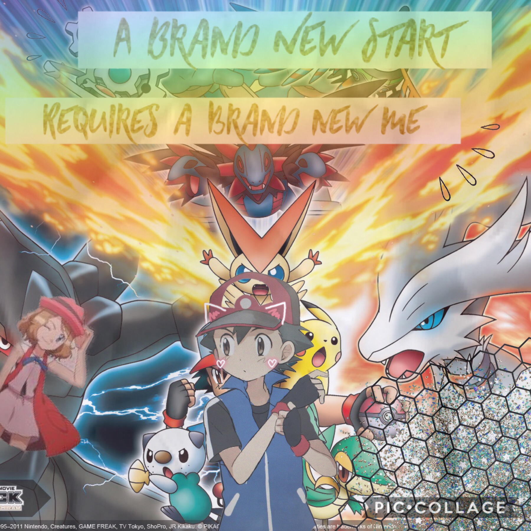 Pokemon Edit.           Tap!!    Find the Winking Serena. it's very easy.