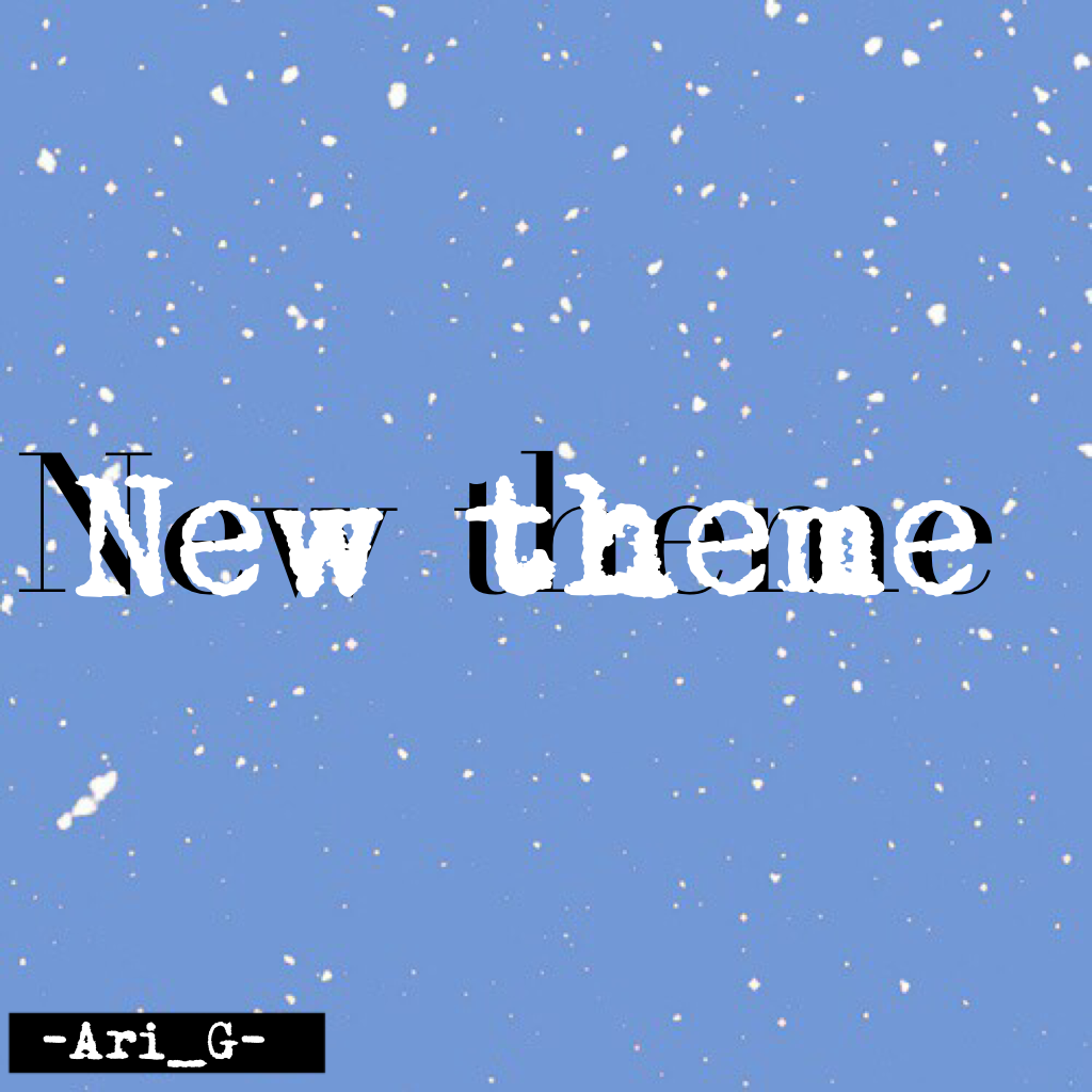 Only theme divider sorry