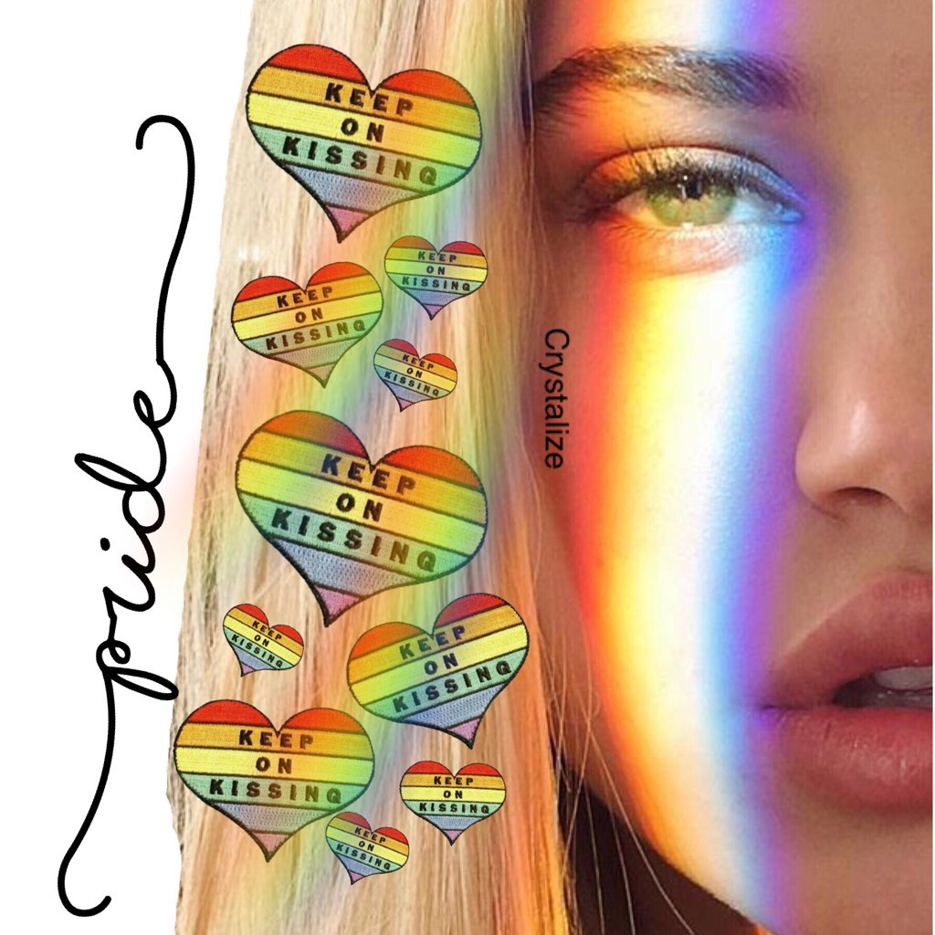 🏳️🌈tap🏳️🌈 ❤️🧡💛💚💙💜 This is a LGBTQ+ safe acc!  This is dedicated. To the recent poll in Australia!! Inspired by Nina (@-butteredpopcorn-)!  I obviously support the LGBTQ+ community 🏳️🌈 Love is Love (any hate will be blocked) btw I'm not gay. 💕 xoxo Anna