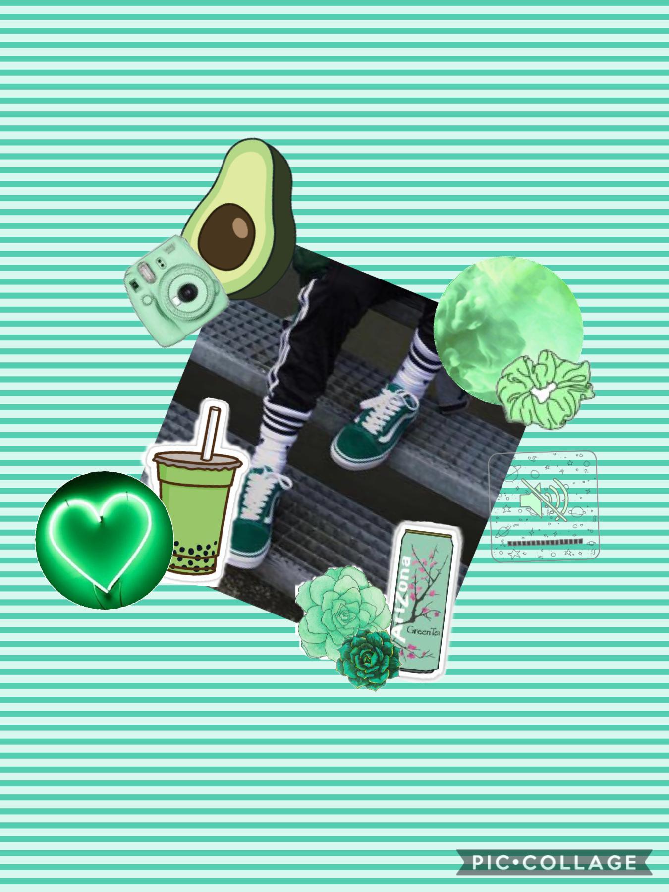 Tap  Green aesthetics :p💚🟢🟩