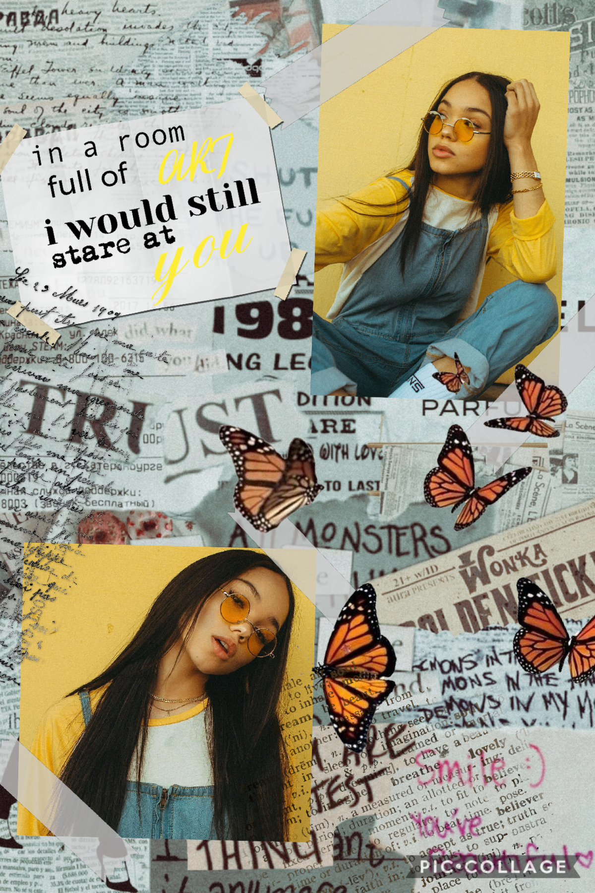 ✨tap✨     hoi guys hows it going from a 1/10 what do you think about this collage?     🤙🏻Lazza🤙🏻