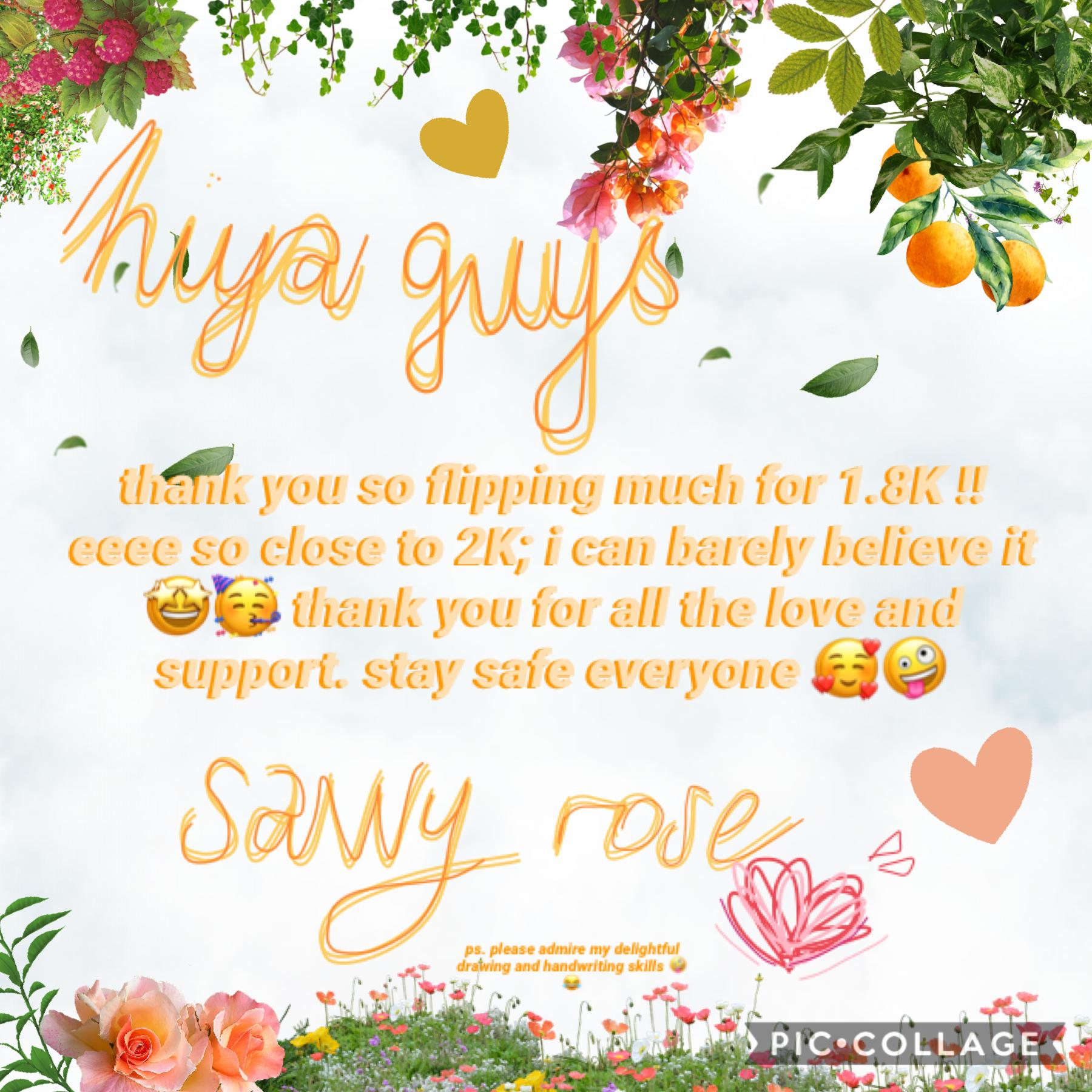 garden > ✨🌻☁️🌹🌿🌵🌷🌞🕊🦋🌳⚡️🌼🦋🌸🌱🍃🌟🌾🐿 hehe love you guys 🤪🥰