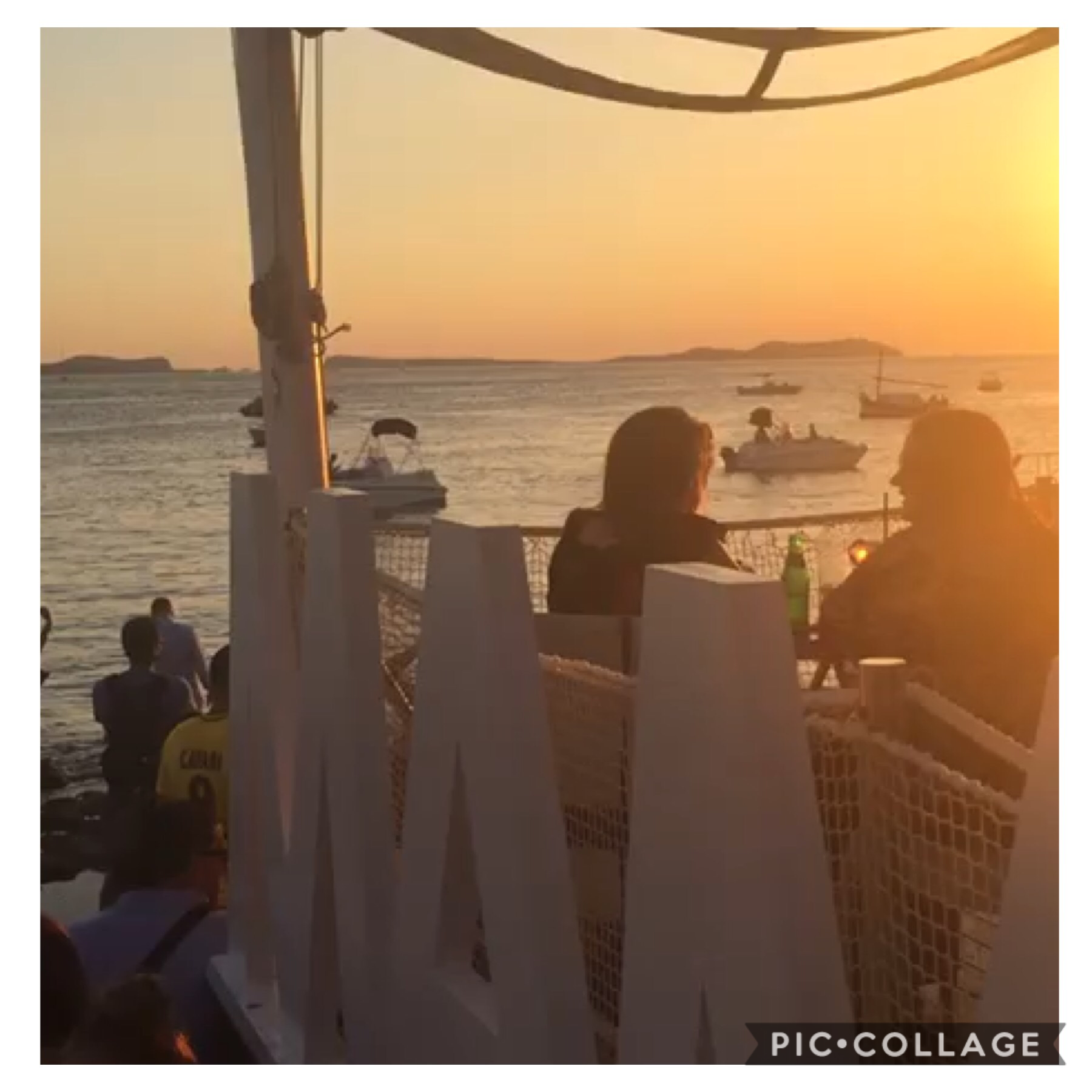 THE ONE & ONLY IBIZA SUNSET🌅