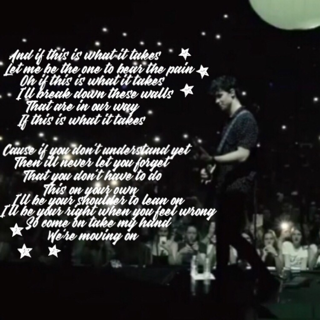 💫Tap💫 How are you all?   This is what it takes- Shawn Mendes