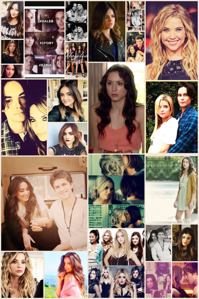Pretty Little Liars-my fave show on Netflix
