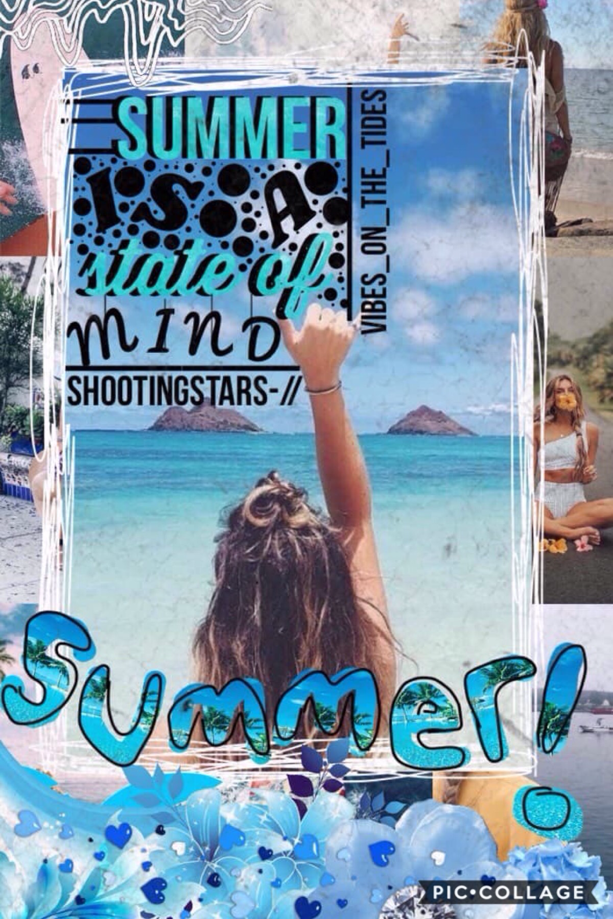 💕collab with💕  -shootingstars-!! she is  the best! 🌊🌸she also put it all together!! go follow her if you haven't already!!