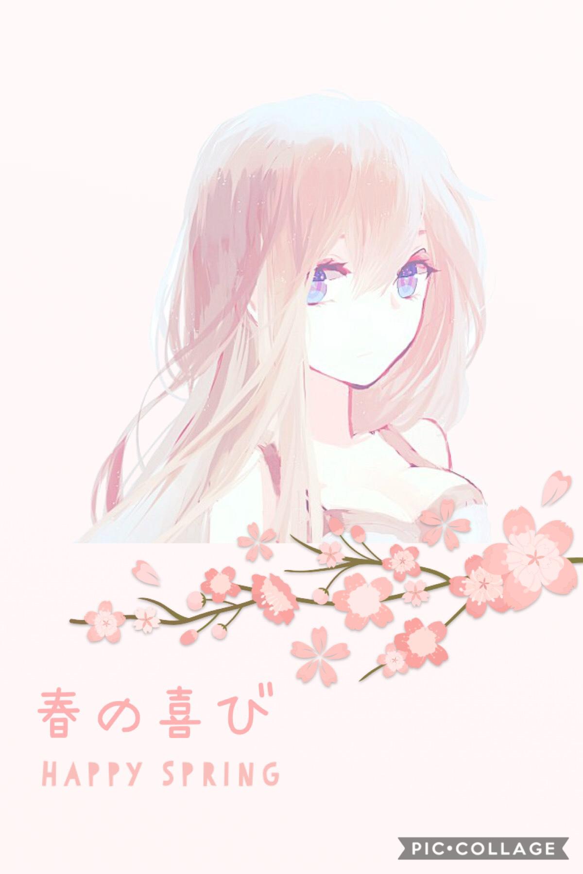 Spring~ 💐
