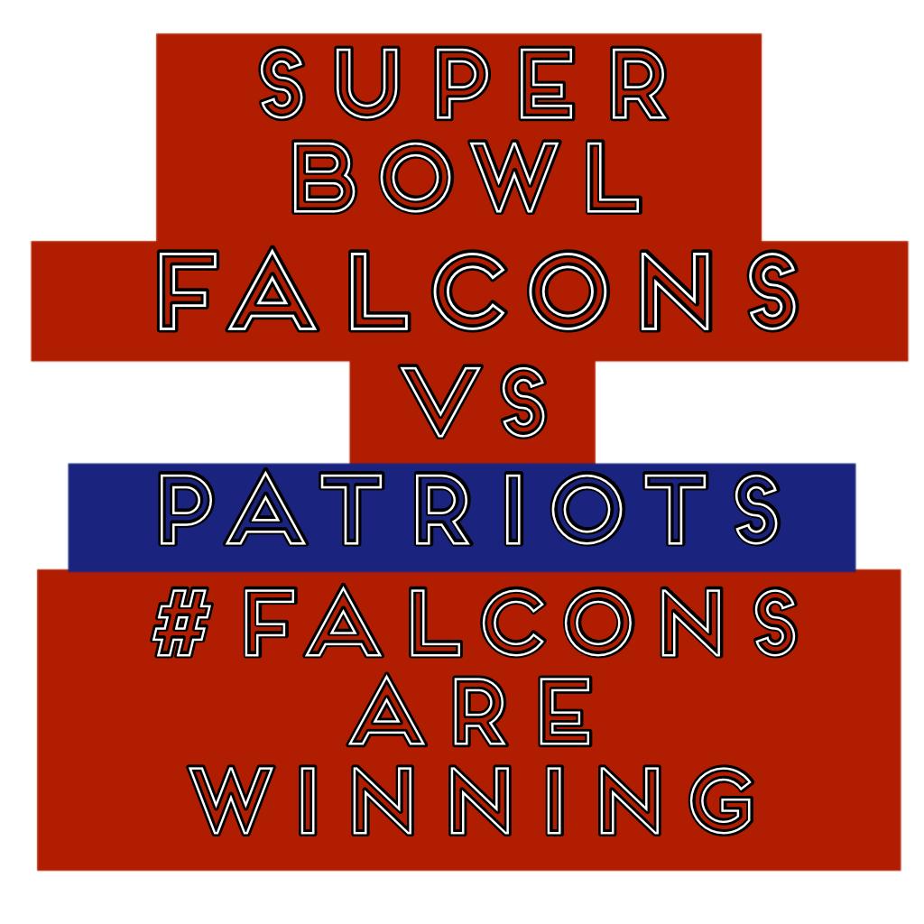 Falcons vs Patriots🏆🏆🏆🏆🏆🏉🏉🏉🏉🏉LOL Atlanta (Falcons) are winning