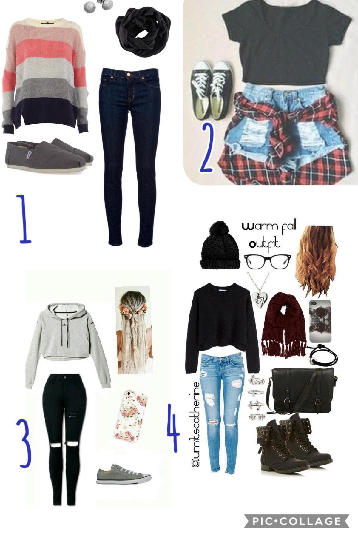 Honestly I would wear any of these but would you?