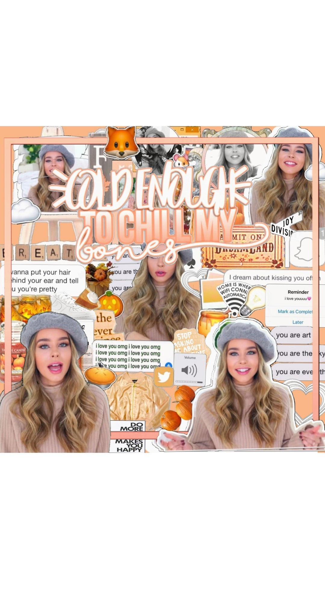 tappy here's one more fall edit Text by puppyart26_tutorials  Premades from cooperfun_11tutorials