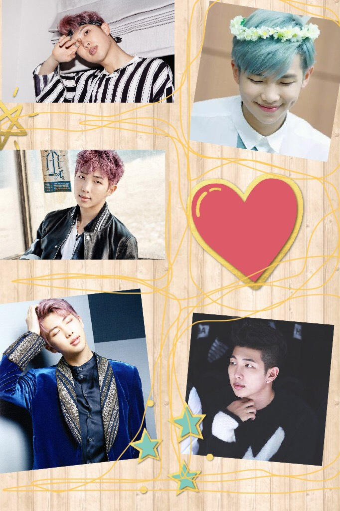 Rm is my bias ❤️ Who is your?