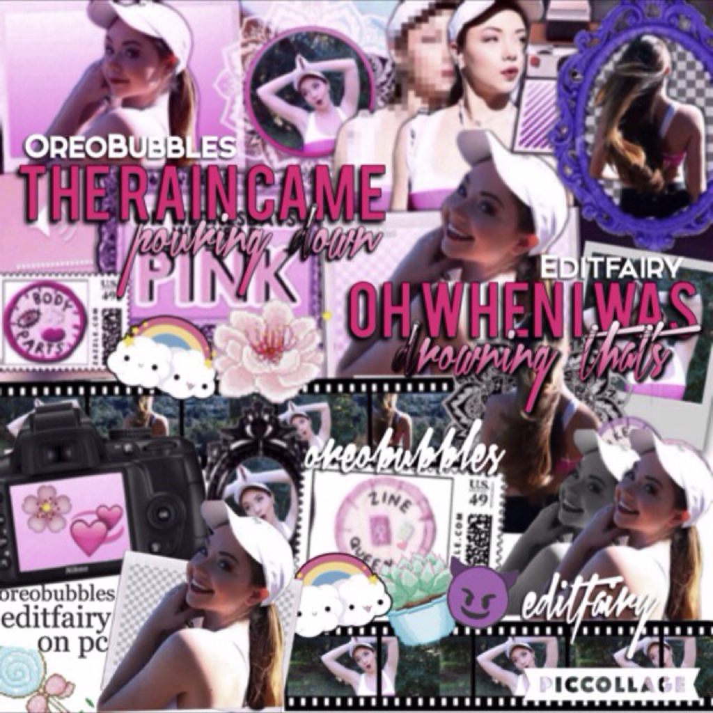 Collab with the amazing editfairy💕 guys I've missed you so much!!
