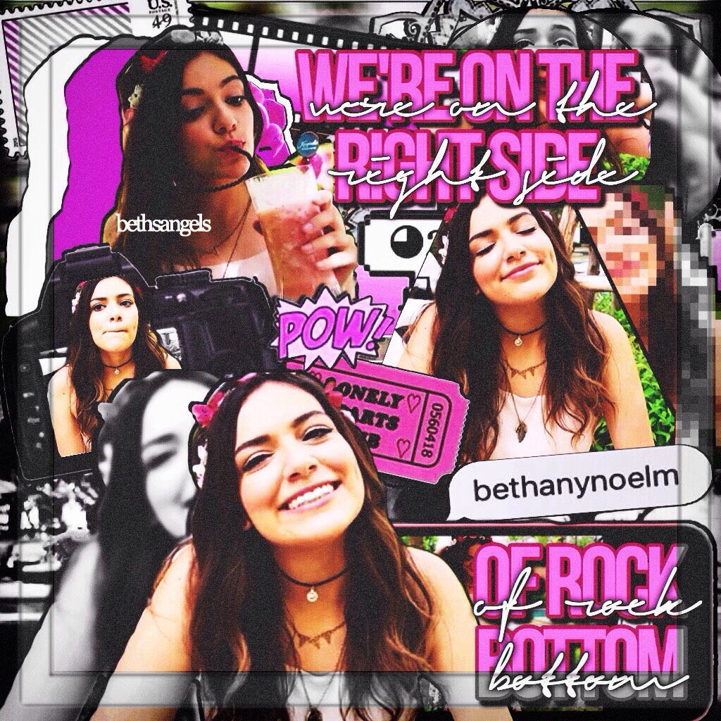 ¡! hey !¡ im becca☺️❤️ welcome to my account ! on here i'll be posting edits of beth (queen💗😂) like this one💫 enjoy ! goal: 5 likes ?¿