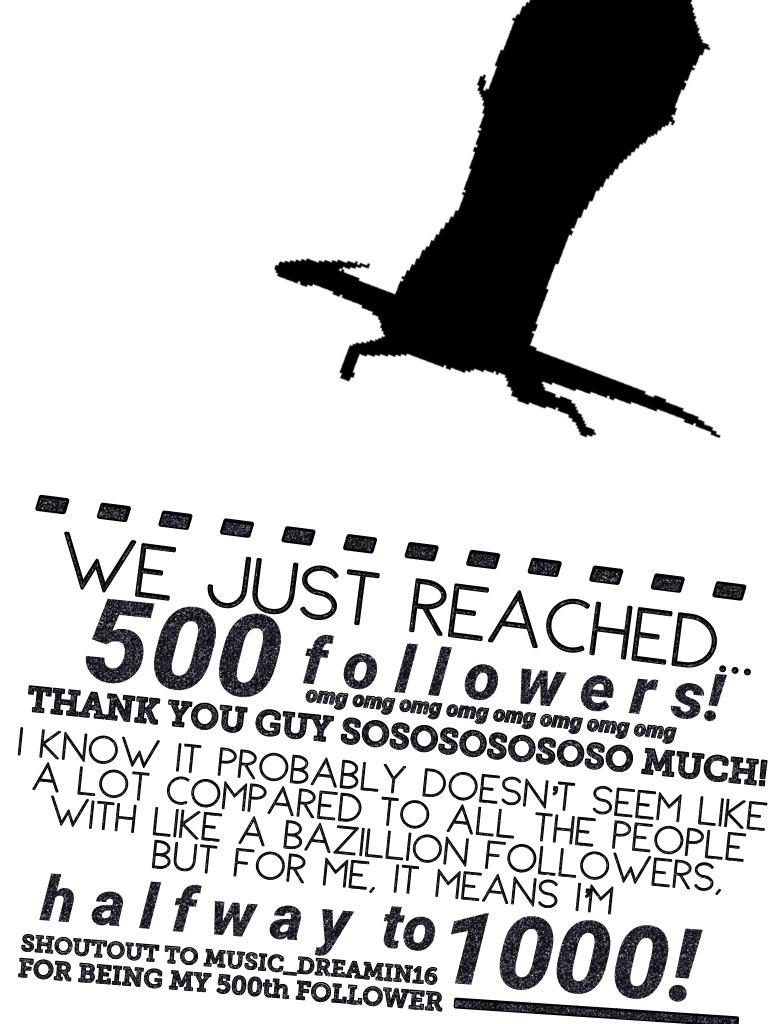 500!!!!!!!!!!