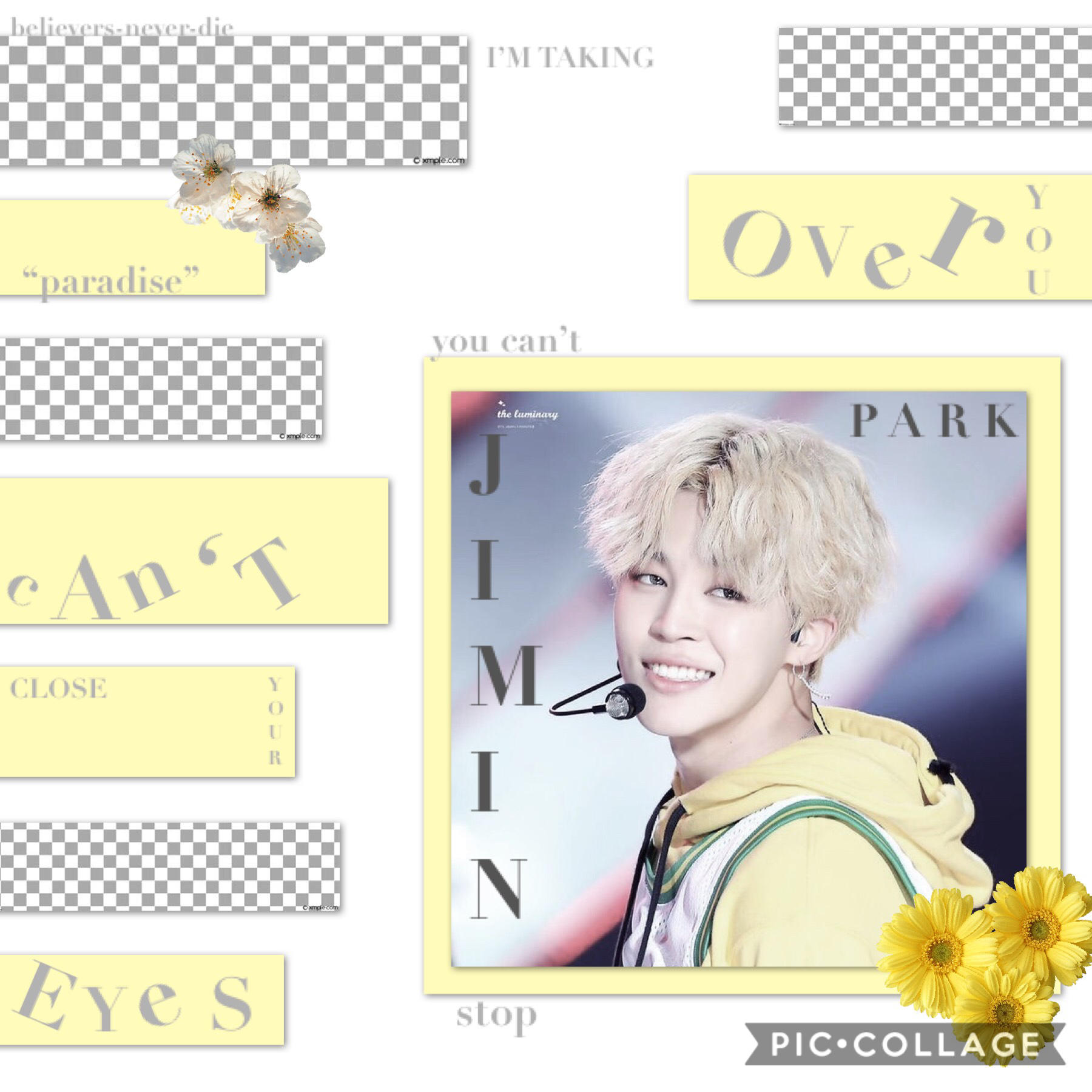 """💛tap💛  """"pied piper ~ bts"""" first of all this is inspired by one of the most amazing, talented, kind people i know ~ @kaidrama. it doesn't look as good as hers but oh well! txt debut in a few days and i'm so exciting ~ the teaser was so good!"""