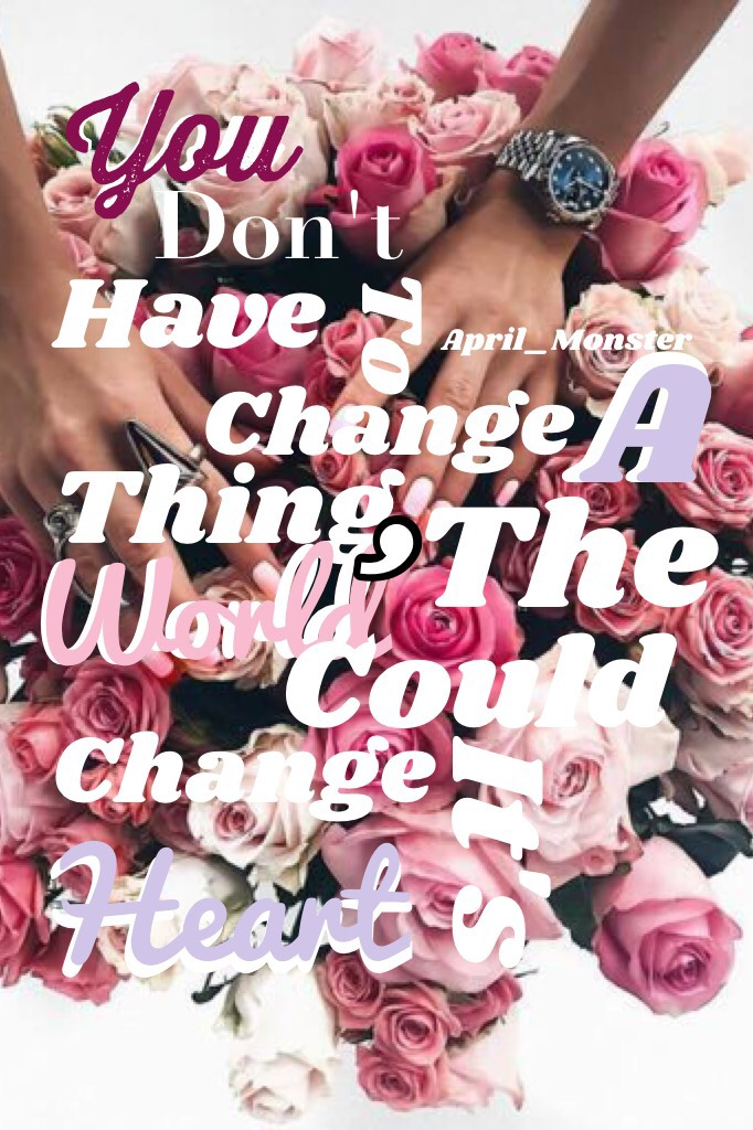Tap I really like how this one turned out!  Tags pconly, pic collage, Alessia Cara, flowers, #GirlPower, @dod-ie