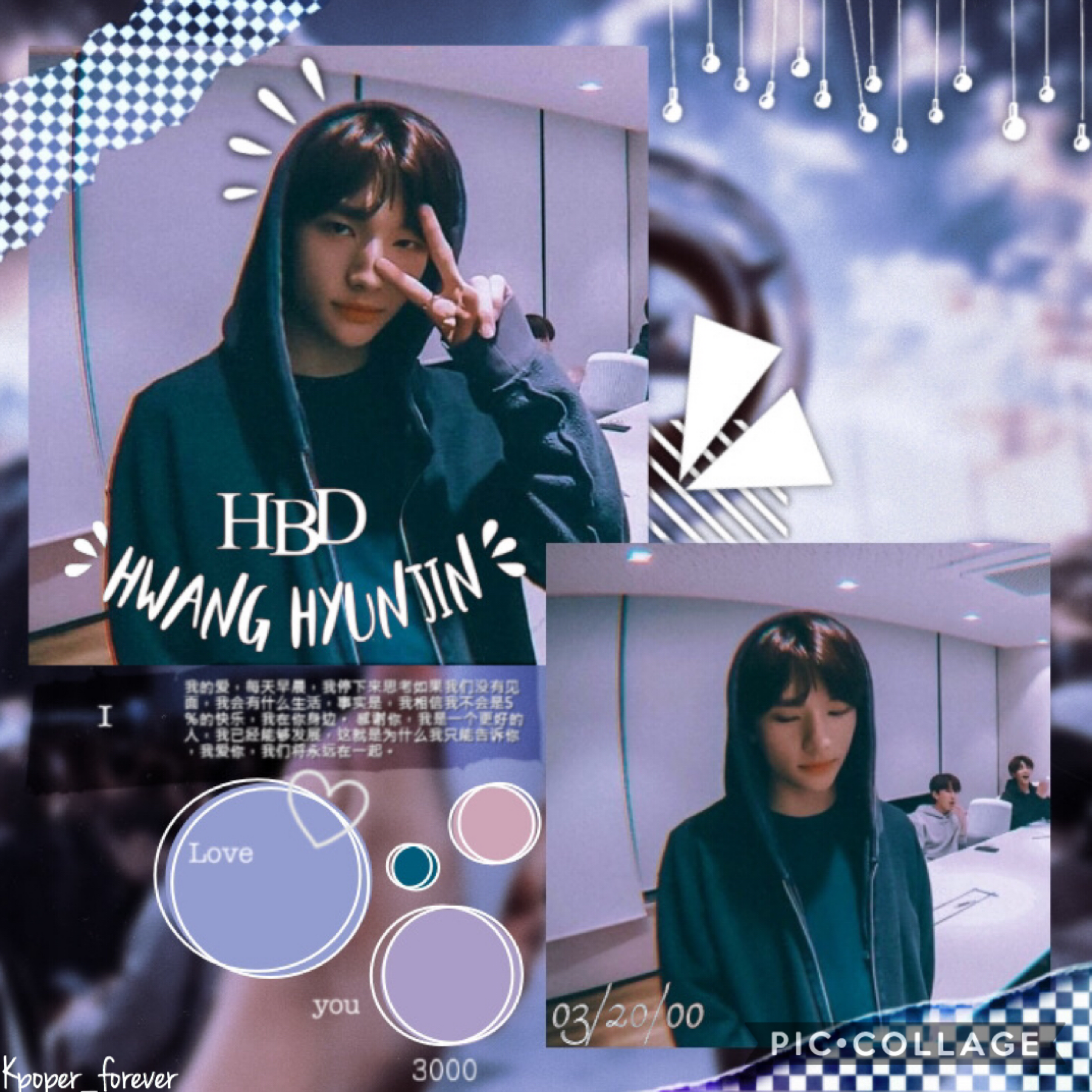 ✧ ᴛᴀᴘ ♡ 𝐇𝐰𝐚𝐧𝐠 𝐇𝐲𝐮𝐧𝐣𝐢𝐧 𝟎𝟑/𝟐𝟎/𝟎𝟎  Well I made this edit for his bday but like I just return to pc i was going to post it tomorrow but... nOt aNyMoRe :))  Hope you like it 🥺💞