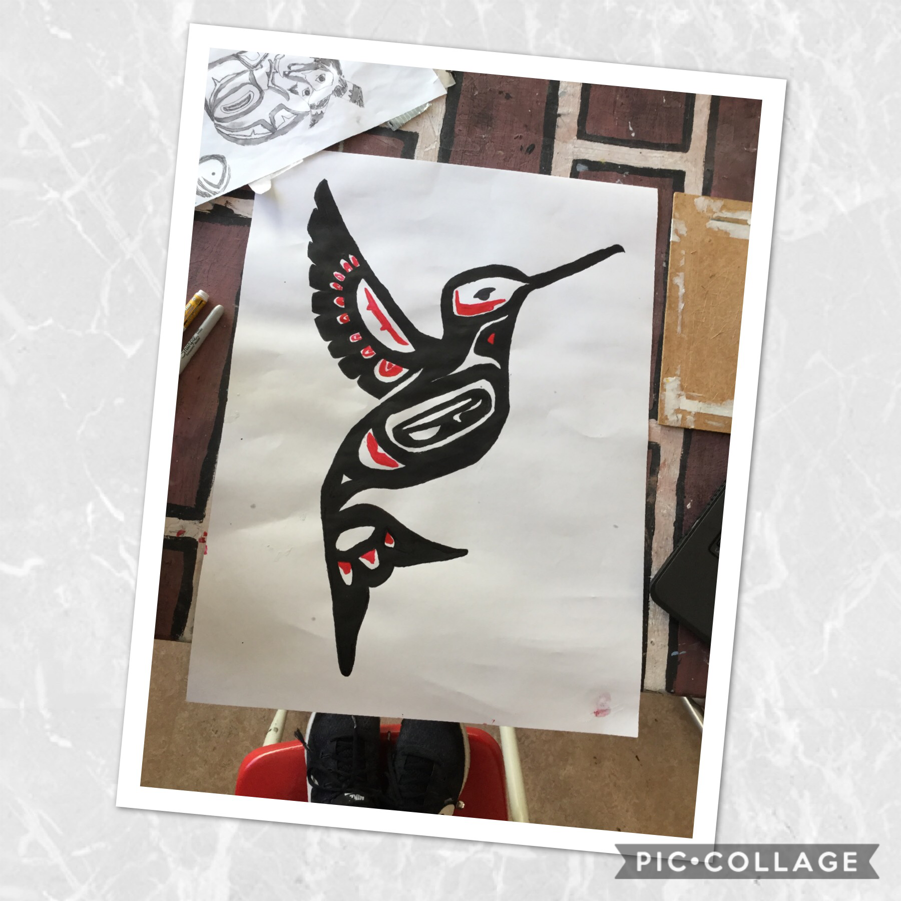 Who likes my art?