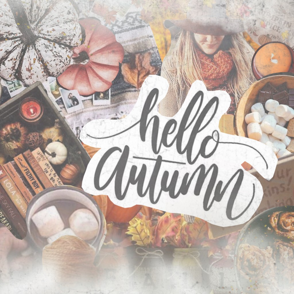 ahhhh I love September! ❤️🍂🍁What's your favourite season? I think autumn has to be one of my favs as I just love the colours and the vibe it brings ✨good luck everyone for back to school 💫I'm going to be quite inactive due to homework.🍁
