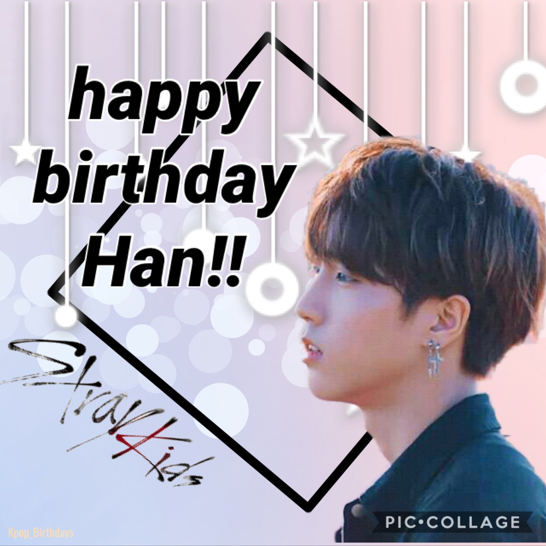 tapppp, HAPPY BDAY TO THE CUTEST LIL SQUIRREL EVER UWU i've been with skz since predebut and they all have grown so much it's crazyyy and now my boi is 18!! ♥️ SUPPORT SKZ bc their lyrics are super meaningful and touching :) 💓💓💓 -koko