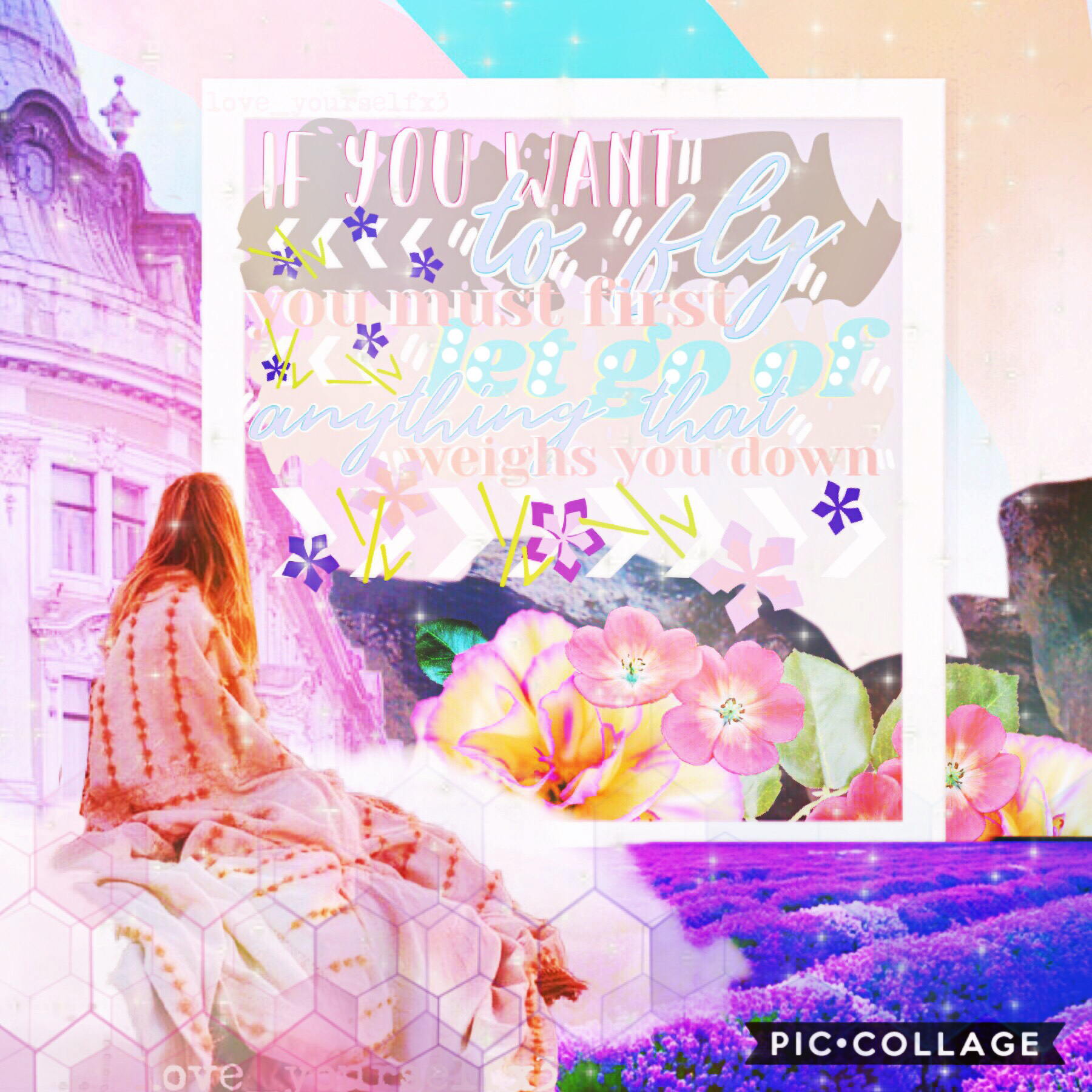 Was feeling stressed so here you go~ (Tap!)  Oof I feel like my edits aren't rly original, agh I'm overrated honestly 😩 also oMg there is no contrast whatsoever but I was doing this to relax so I Guess the colour scheme makes sense  qotd ⬇️⬇️