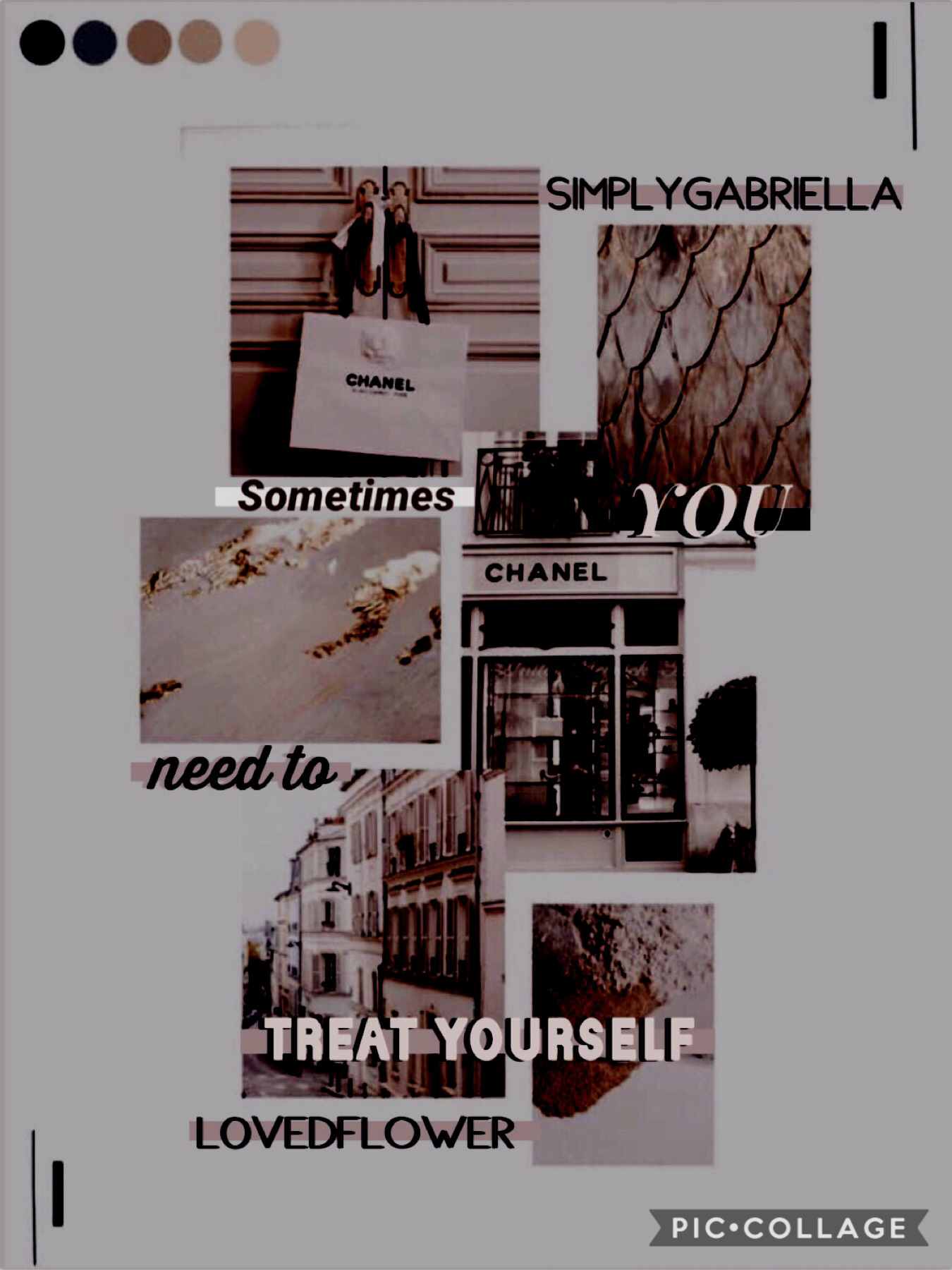 [ click ] Collab with Gabriella⚡️ @ SimplyGabriella Honestly gabriii deserves a lot of recognition for her work. She's amazing!!!🖤 Please check out her account and make sure you follow herr!  She did the amazing background and I did the text!💫