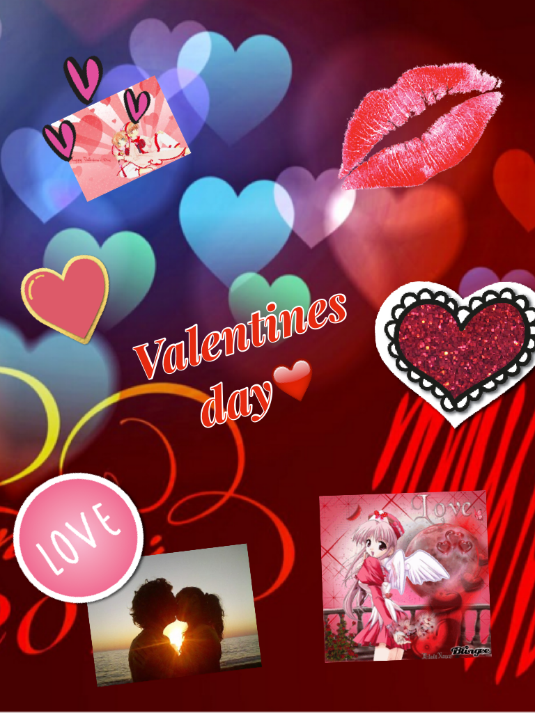 Valentines day❤️