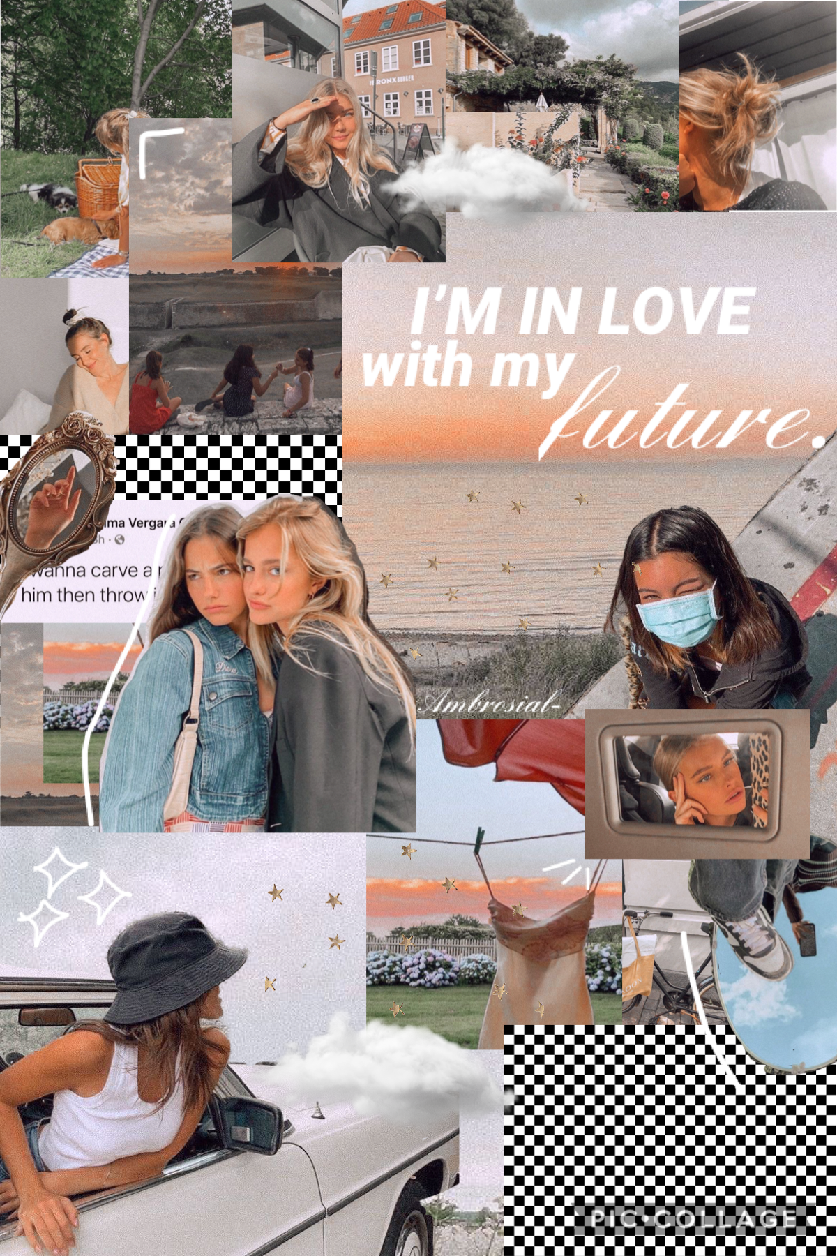 tap 🧡 25/9  hasfhth my collage got deleted 🥺 but I JUST FINISHED MY ASSESSMENTS FOR THE TERM AND I MADE THIS COLLAGE AND I'M HOPEFULLY GOING TO BE ACTIVE FOR AT LEAST THE NEXT TWO WEEKS!! 💗💗💗