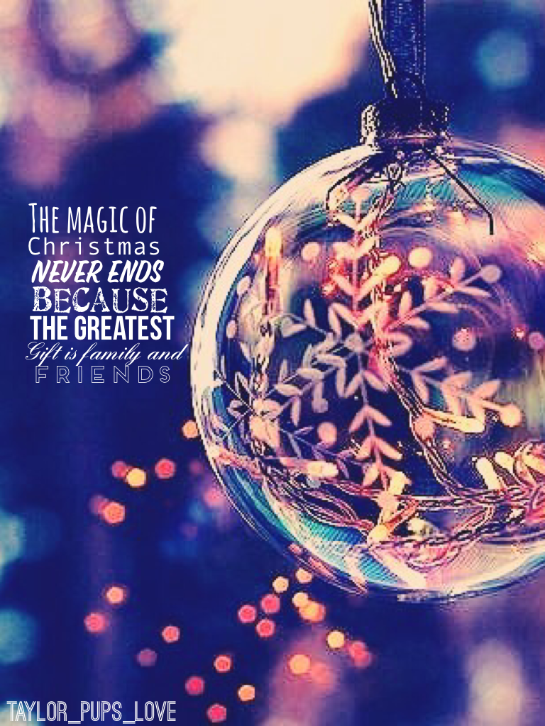 Merry christmas🎄🎁❤️💚