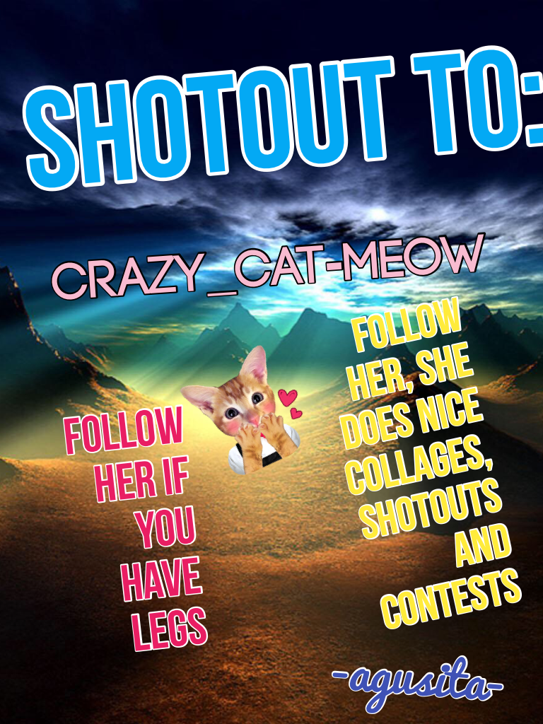 Shotout to: