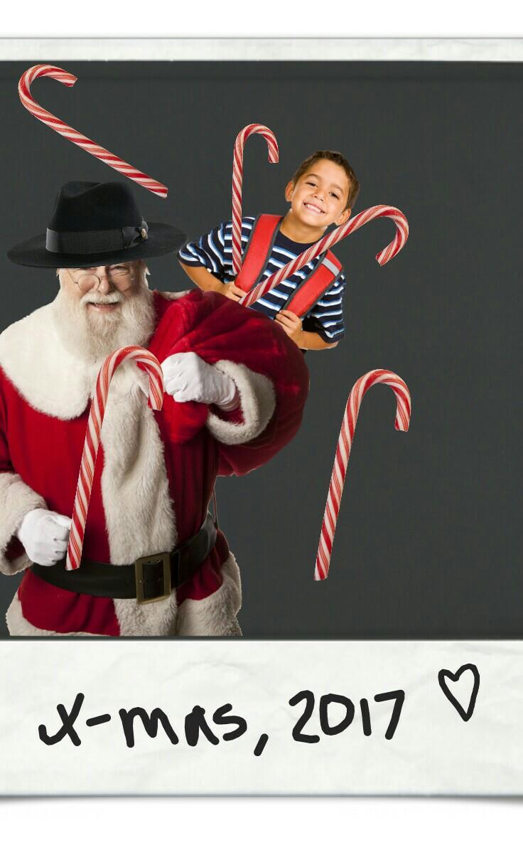 Merry holidays, santa.