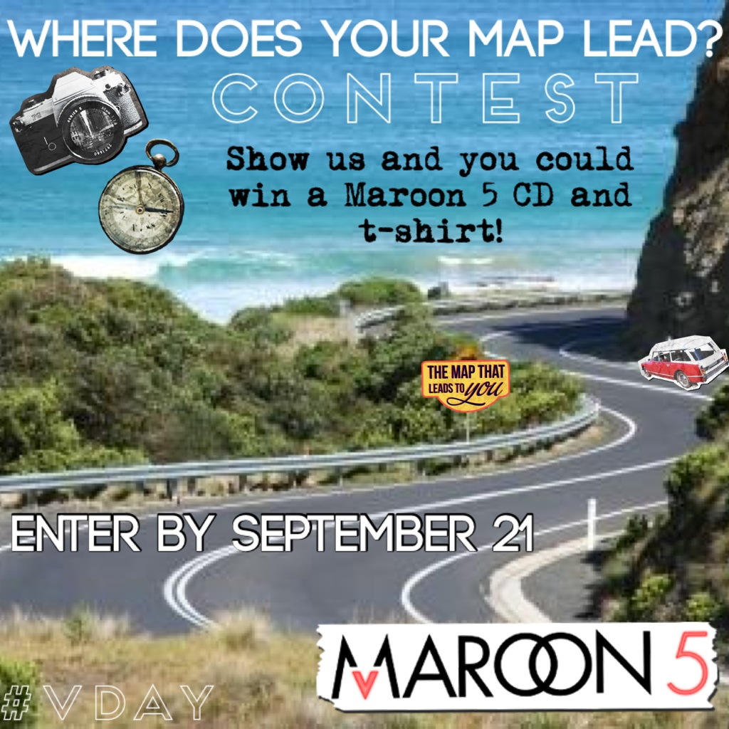 Maroon 5 contest #3
