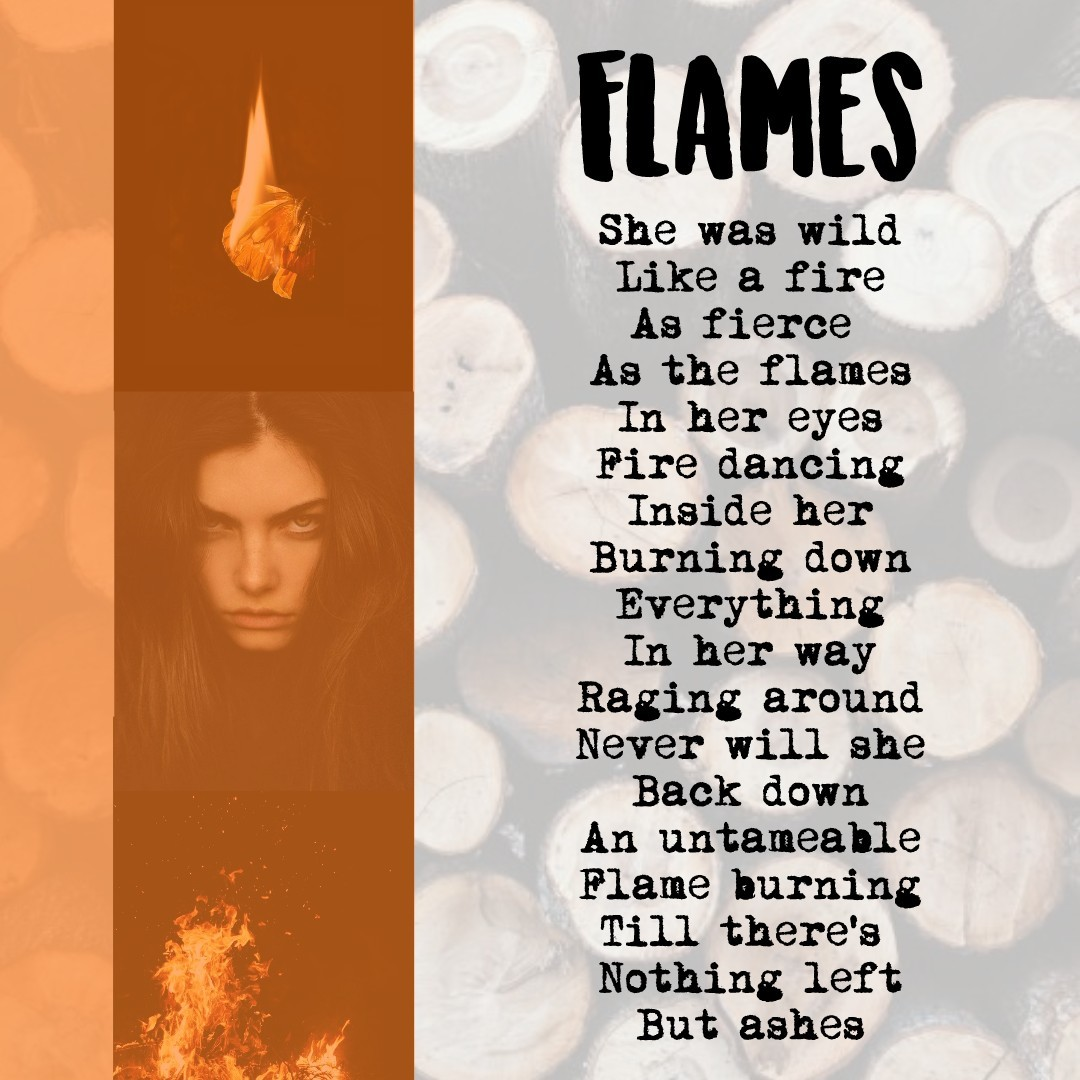 Yay, another poem. Also this is kinda my theme, so expect an edit of this poem soon.