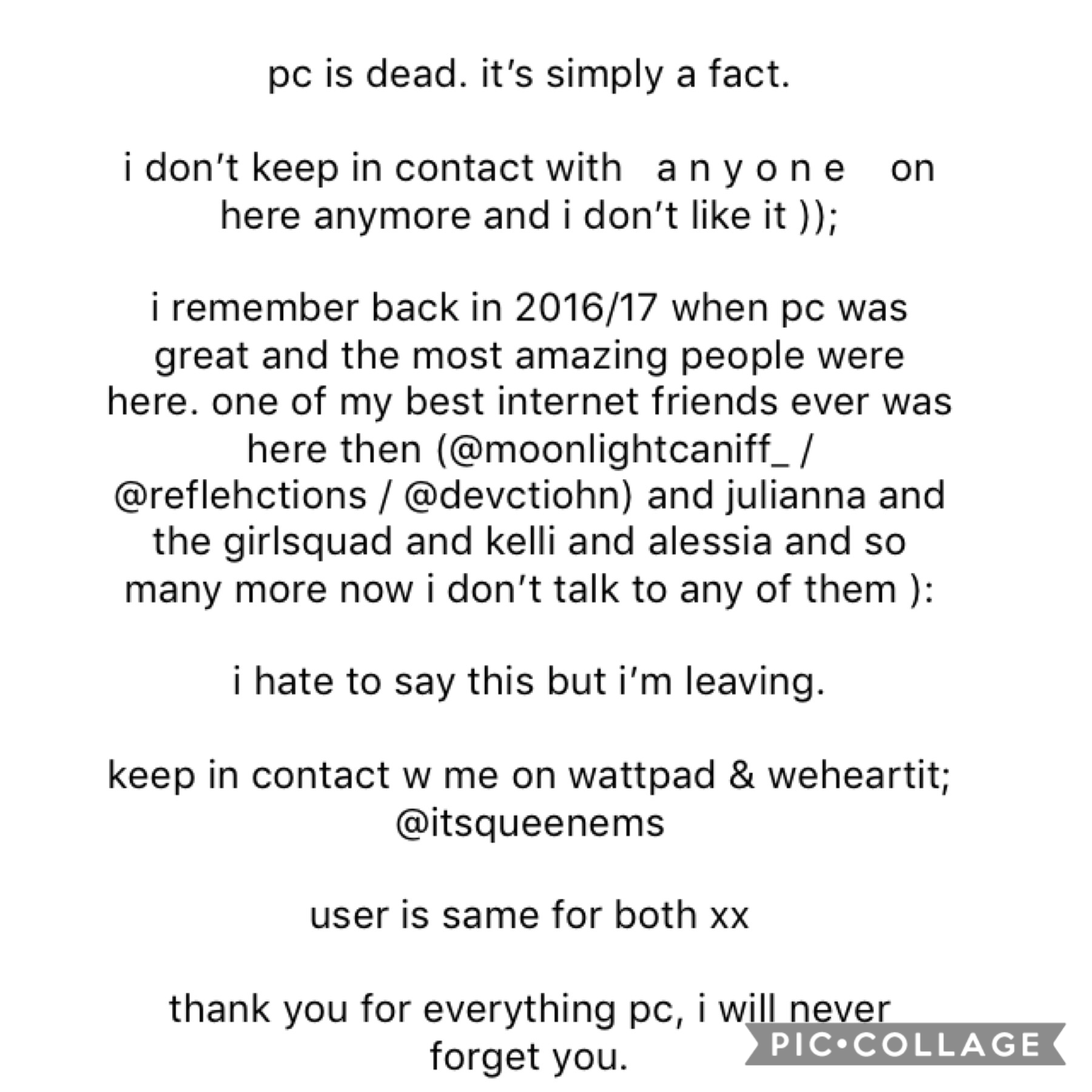 i hope y'all understand comment your weheartit (or wattpad if you have it) below so we can keep in contact!!