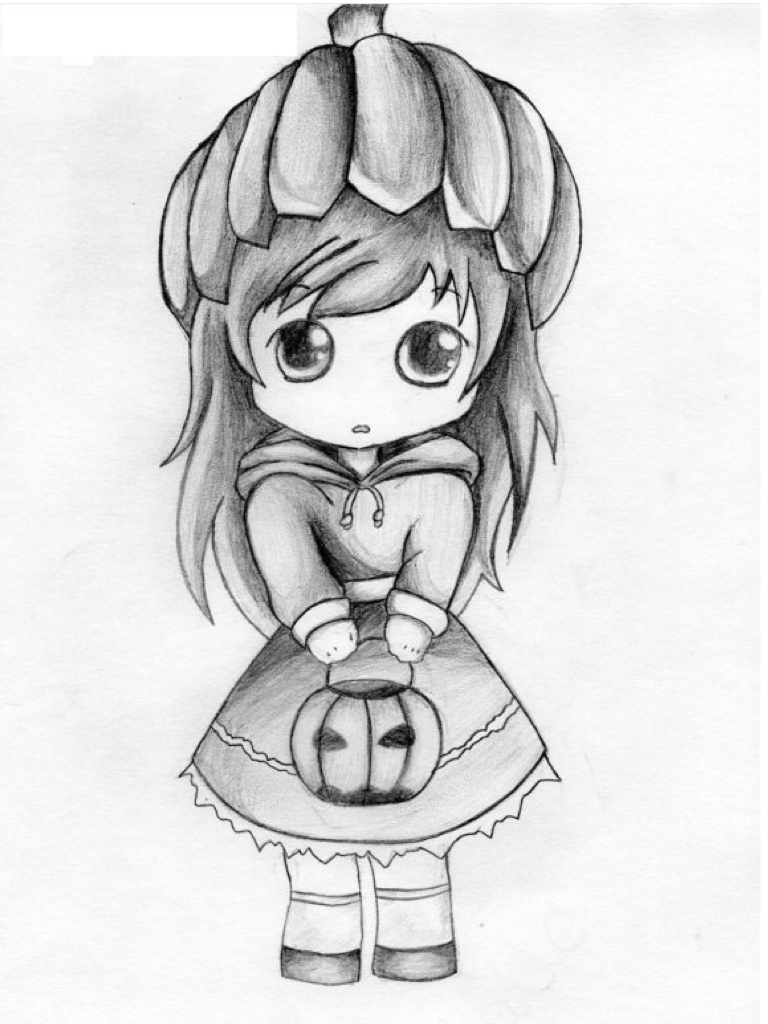 something cute to draw - 585×800